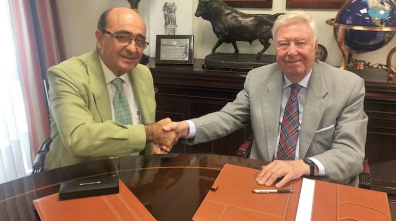 La D.O.P.Estepa y Fundación Caja Rural del Sur continúan su compromiso de colaboración por el desarrollo de la olivicultura sostenible