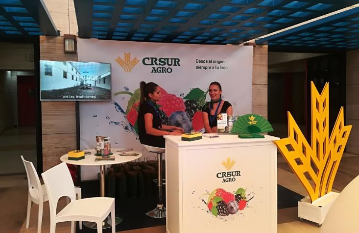 El futuro del sector analizado en el III Congreso de los Fruto Rojos patrocinado por Fundación Caja Rural del Sur