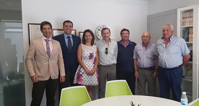 Caja Rural del Sur financia a Agroquivir SCA para que aumente su capacidad de producción en la fábrica de Los Palacios
