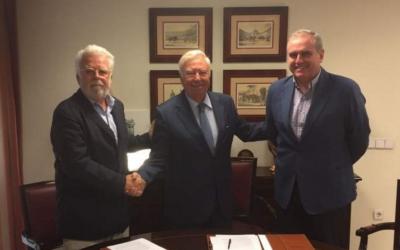 Fundación Caja Rural del Sur y Asaja-Sevilla renuevan su colaboración para impulsar y defender el sector agrario