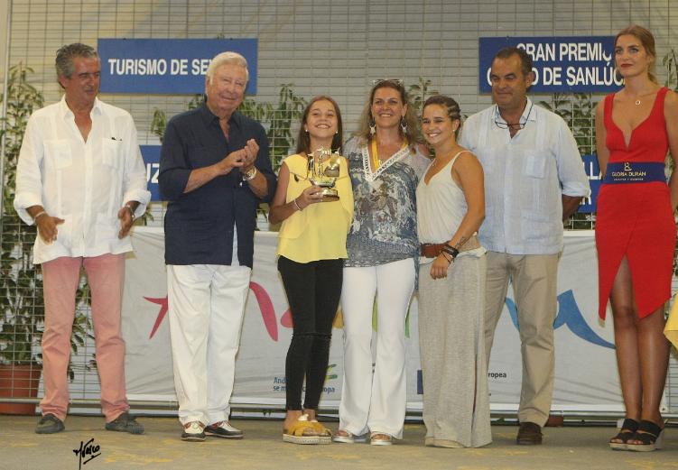 Premio al mejor caballo de las Carreras de Sanlúcar de Barrameda