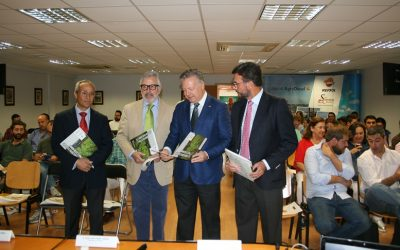 I Jornada de Nuevas Tecnologías para el Sector Agrario con la colaboración de la Fundación Caja Rural del Sur