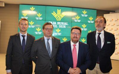Los retos del sector agroalimentario andaluz analizados en Caja Rural del Sur