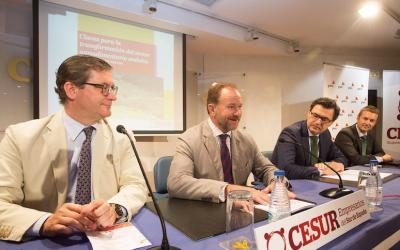 El sector agroalimentario de Huelva conoce los retos del futuro según el informe presentado por PwC y CESUR