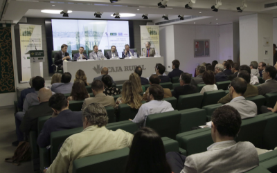 I Foro Innovación y Emprendimiento en Andalucía en Caja Rural del Sur