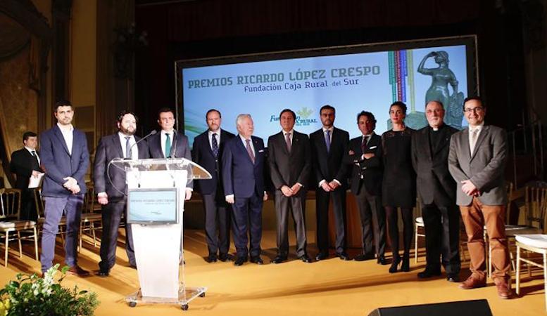 Entrega en Córdoba de los premios «Ricardo López Crespo» 2018