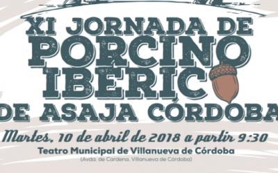 Jornadas de Asaja Córdoba sobre la situación del ibérico y su posibilidad de crecimiento