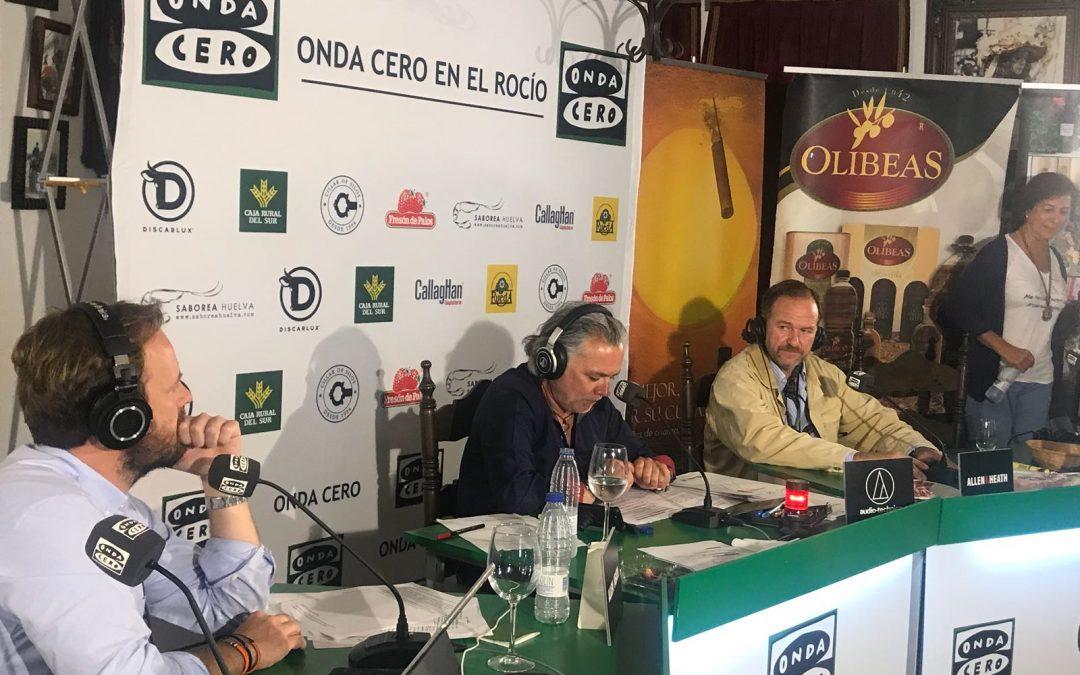 Caja Rural del Sur presente un año más en la romería del Rocío