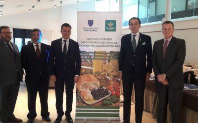 Inaugurada en Antequera la V edición del 'Curso de Gobierno para Consejos Rectores de Cooperativas Agroalimentarias'