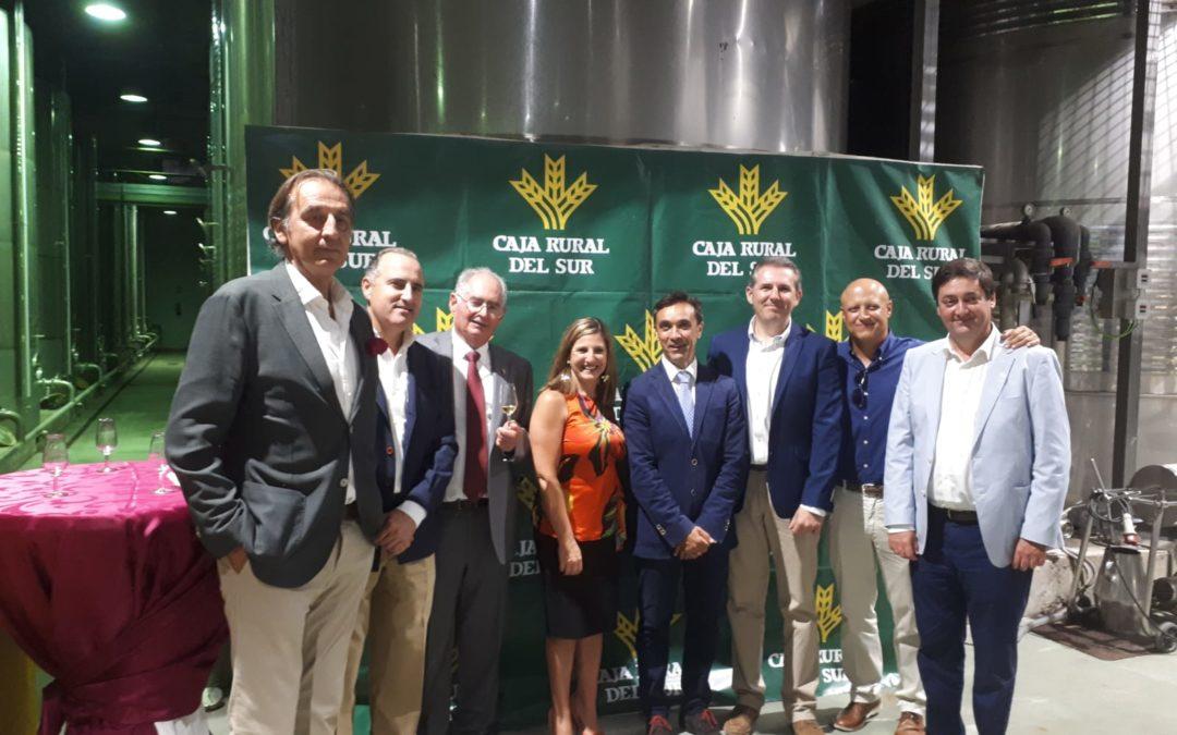 Caja Rural del Sur en el 50 aniversario de la Cooperativa COVISAN