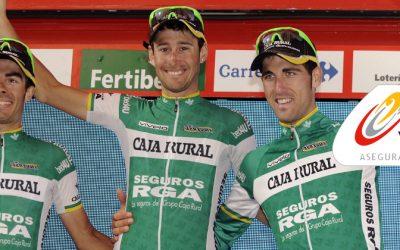 Seguros RGA cumple seis años como aseguradora Oficial de La Vuelta