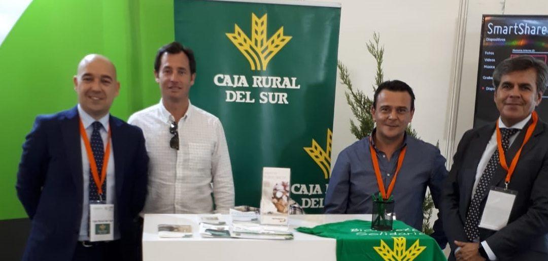 Caja Rural del Sur patrocinador del  IV Congreso Nacional de Ingenieros Agrónomos celebrado en Córdoba