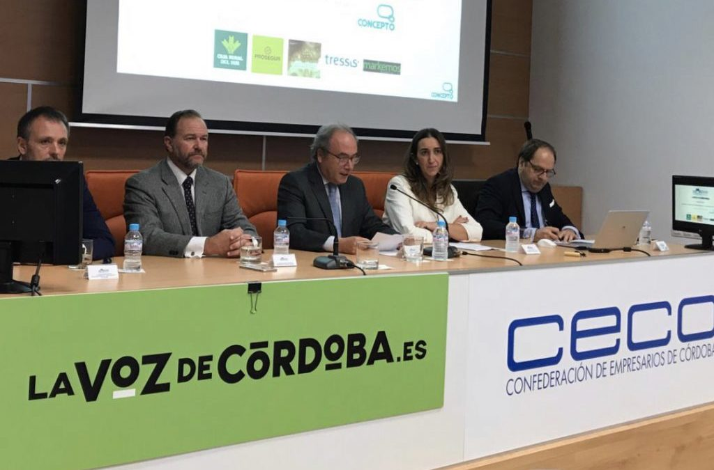 "Caja Rural del Sur patrocina el ""II Indicador Empresarial de la provincia de Córdoba"""