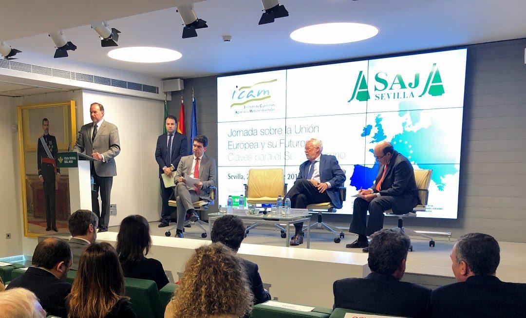 """Jornada """"La Unión Europea y su Futuro: Claves para el sector agrario"""""""