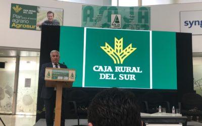 Colaboración con la organización del I Congreso Internacional sobre Agricultura de Asaja Cádiz