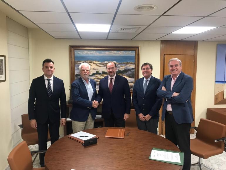Convenio con Asaja Sevilla por una agricultura más innovadora, moderna y productiva