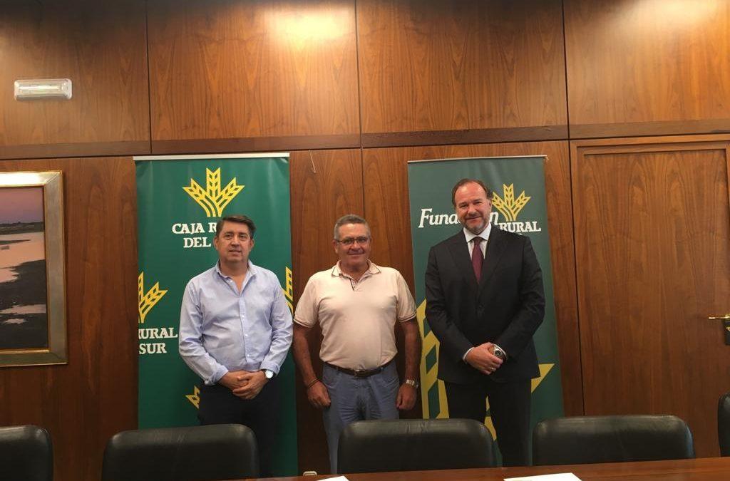 Cooperativa del Socorro y Fundación Caja Rural del Sur colaboran en la consolidación del cooperativismo y el desarrollo rural