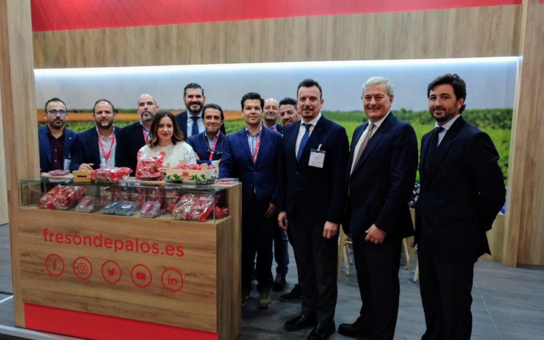 Caja Rural del Sur acompaña a los productores en la Feria Fruit Logística de Berlín