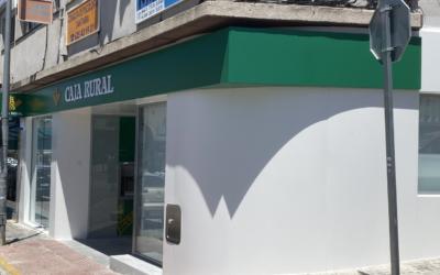 La localidad sevillana de Gines cuenta con nueva oficina de Caja Rural del Sur