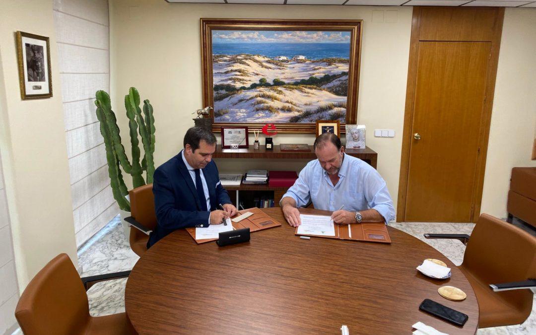 Caja Rural del Sur respalda la actividad de Asaja Cádiz un año más