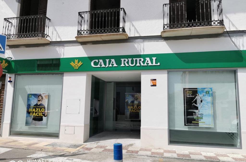 Caja Rural del Sur abre nueva oficina en la localidad malagueña de Coín