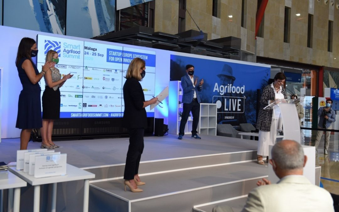 """Caja Rural del Sur apoya la celebración en Málaga del """"Startup Europe Smart Agrifood Summit"""""""