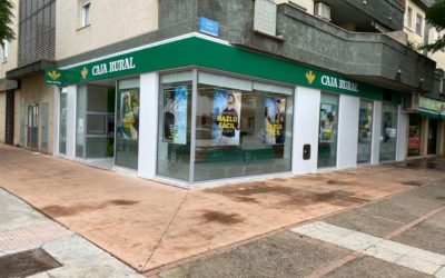 Nueva oficina en Jerez de la Frontera de Caja Rural del Sur