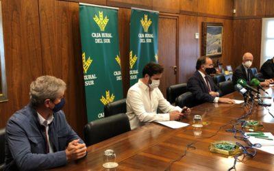Caja Rural del Sur anuncia el respaldo a proyectos relevantes para el impulso de la provincia de Huelva