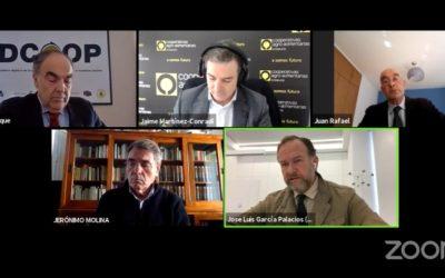 Cooperativas Agroalimentarias de Andalucía cierra sus 25 años con un encuentro en el que participa el presidente de Caja Rural del Sur