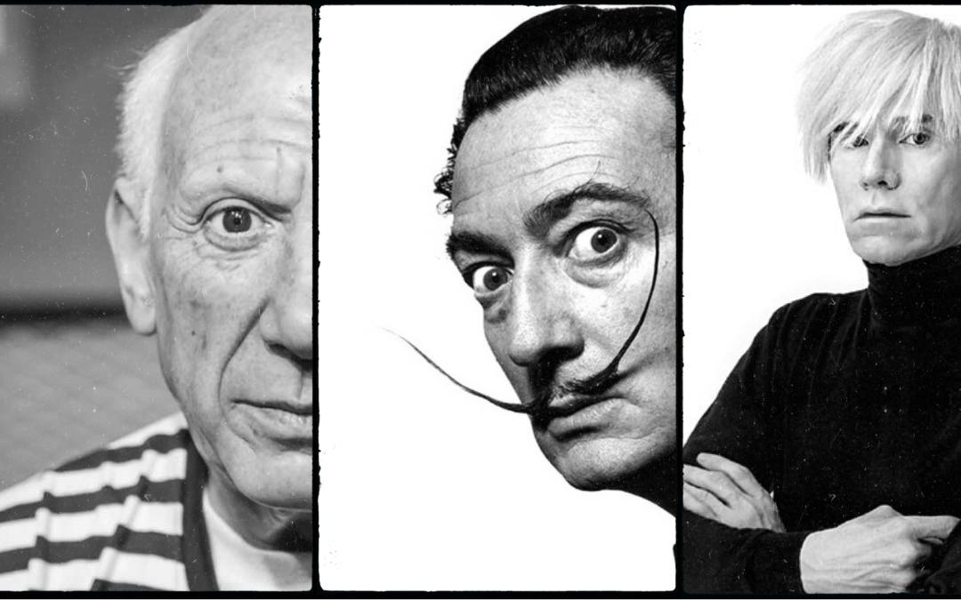 ¿Qué fondo de inversión elegiría Leonardo Da Vinci, Salvador Dalí, Andy Warhol o Pablo Picasso?