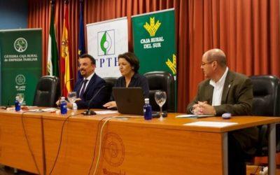 La Cátedra Caja Rural del Sur analiza el éxito de la empresa familiar
