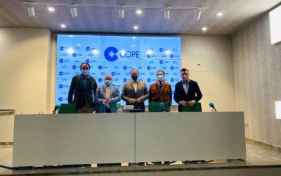 """El programa """"Agropopular"""" de la Cadena COPE desde la nueva sede de la Fundación Caja Rural del Sur en Córdoba"""