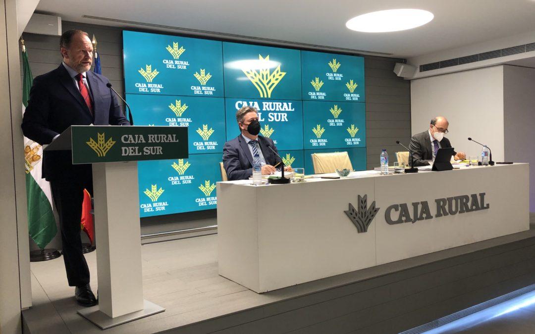 Caja Rural del Sur celebra Asamblea General de Socios en la que refuerza su modelo de proximidad en Andalucía