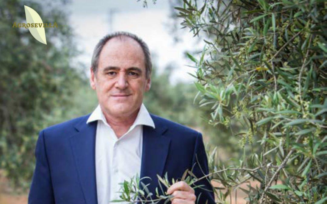 """Entrevista a Julio Roda, director general de Agrosevilla:  """"Los clientes internacionales valoran la marca España de las aceitunas en todo el mundo"""""""