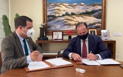 Caja Rural del Sur y Asaja Cádiz renuevan su alianza para seguir impulsando la actividad del campo gaditano