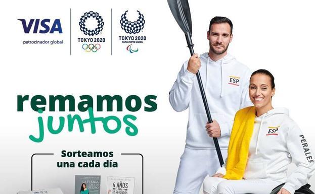 Visa, en colaboración con Caja Rural del Sur, lanza la campaña Remamos Juntos