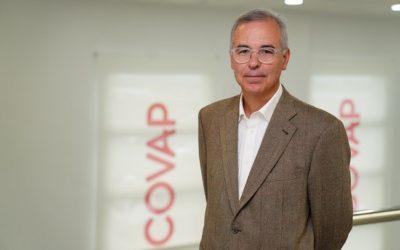 """Entrevista a Antonio Carmona Mora, Director General de Covap: """"La digitalización e internacionalización de COVAP impulsa un  desarrollo rural sostenible"""""""
