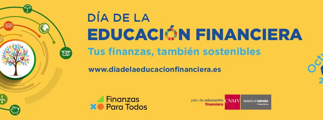 Caja Rural del Sur se une a las actividades del 'Día de la Educación Financiera' que se celebrará el 4 de octubre